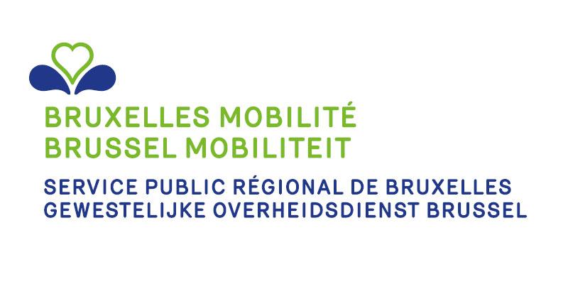 Bruxelles mobilité logo