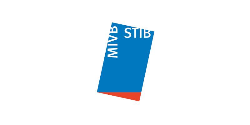 MIVB STIB logo