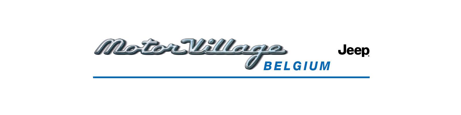 Motor village logo