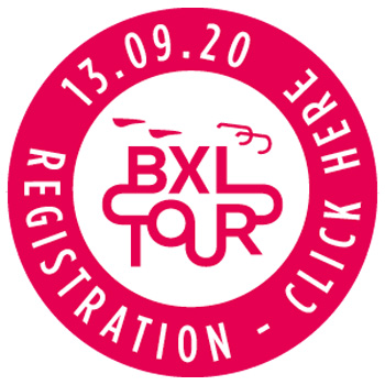 Registration BXL Tour 2020